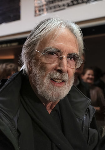 """Michael Haneke Wien 2014"" von Manfred Werner - Tsui - Eigenes Werk. Lizenziert unter CC BY-SA 3.0 über Wikimedia Commons - https://commons.wikimedia.org/wiki/File:Michael_Haneke_Wien_2014.jpg#/media/File:Michael_Haneke_Wien_2014.jpg"