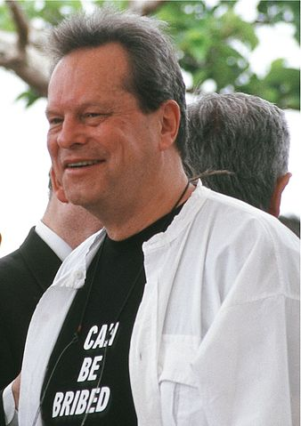 """Terry Gilliam(CannesPhotoCall)"". Licensed under CC BY-SA 2.5-2.0-1.0 via Wikimedia Commons - https://commons.wikimedia.org/wiki/File:Terry_Gilliam(CannesPhotoCall).jpg#/media/File:Terry_Gilliam(CannesPhotoCall).jpg"