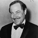 """Tennessee Williams NYWTS"" by Orlando Fernandez, World Telegram staff photographer - Library of Congress. New York World-Telegram & Sun Collection. http://hdl.loc.gov/loc.pnp/cph.3c28957. Licensed under Public Domain via Commons - https://commons.wikimedia.org/wiki/File:Tennessee_Williams_NYWTS.jpg#/media/File:Tennessee_Williams_NYWTS.jpg"