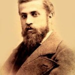 «Antoni gaudi» участника Pau Audouard - Immediate image source: [1].. Под лицензией Общественное достояние с сайта Викисклада - https://commons.wikimedia.org/wiki/File:Antoni_gaudi.jpg#/media/File:Antoni_gaudi.jpg