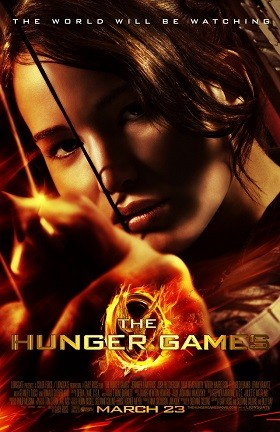 """HungerGamesPoster"" by Source. Licensed under Fair use via Wikipedia - https://en.wikipedia.org/wiki/File:HungerGamesPoster.jpg#/media/File:HungerGamesPoster.jpg"