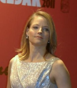"""""""Jodie Foster Césars 2011 cropped"""" by Georges Biard - File:Jodie Foster Césars 2011.jpg. Licensed under CC BY-SA 3.0 via Commons - https://commons.wikimedia.org/wiki/File:Jodie_Foster_C%C3%A9sars_2011_cropped.JPG#/media/File:Jodie_Foster_C%C3%A9sars_2011_cropped.JPG"""